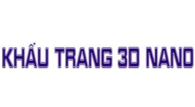 Khẩu Trang 3D Nano